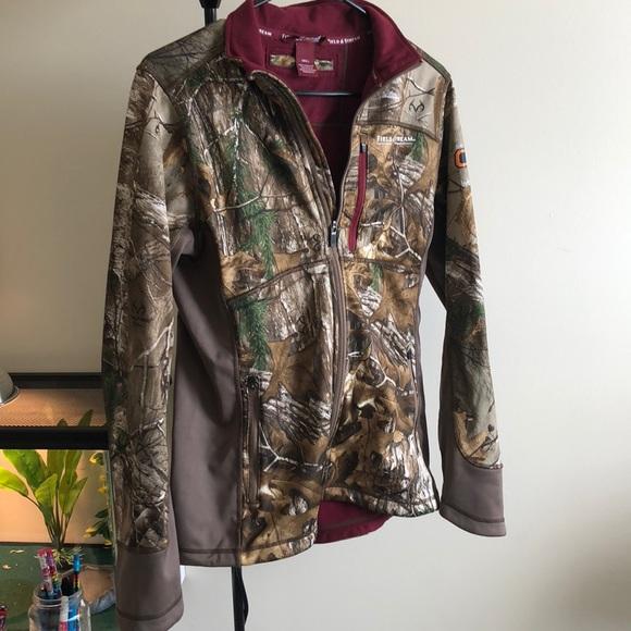 9aaa1776b3958 Field & Stream Jackets & Blazers - Field & Stream C3 Soft Shell Hunting  Jacket